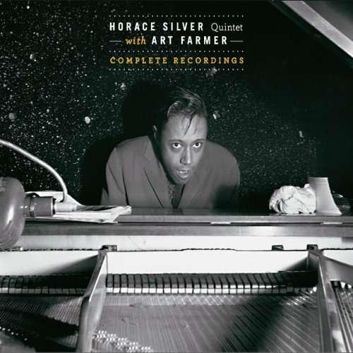 CD SILVER, HORACE -QUINTET- - COMPLETE RECORDINGS