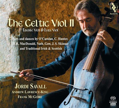 CD SAVALL, JORDI - CELTIC VIOL II
