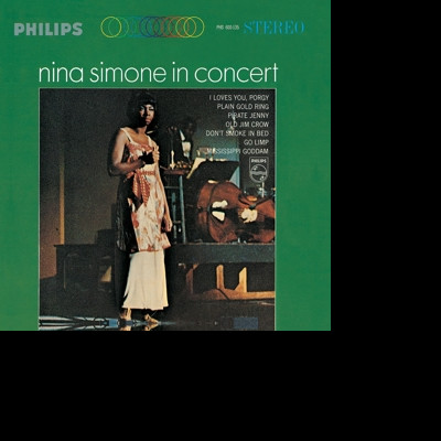 Vinyl SIMONE NINA - IN CONCERT