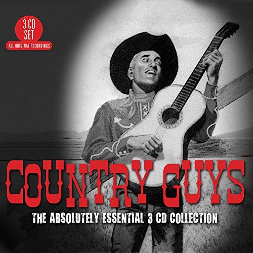 CD V/A - COUNTRY GUYS