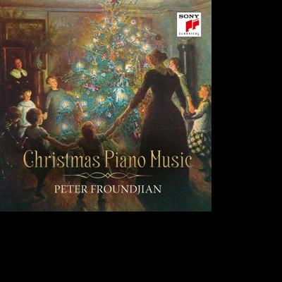CD FROUNDJIAN, PETER - Christmas Piano Music