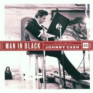 CD Cash, Johnny - Man In Black-Very Best of