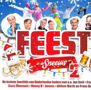 CD V/A - FEEST IN DE SNEEUW 2