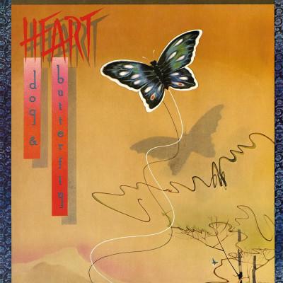 Heart - CD DOG & BUTTERFLY + 3