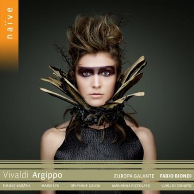 CD EUROPA GALANTE - VIVALDI: ARGIPPO