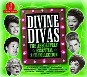 CD V/A - DIVINE DIVAS