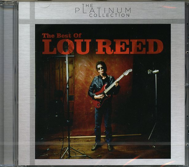 CD REED, LOU - The Best Of