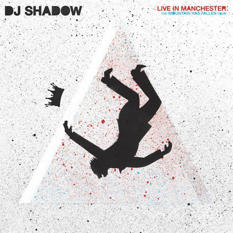 CD DJ SHADOW - LIVE IN MANCHESTER.../DVD