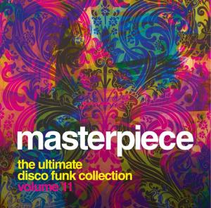 CD V/A - MASTERPIECE THE ULTIMATE DISCO FUNK COLLECTION VOL.11