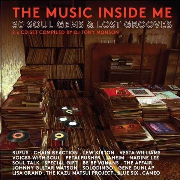 CD V/A - MUSIC INSIDE ME - 30 SOUL GEMS & LOST GROOVES