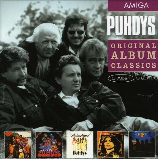 CD PUHDYS - Original Album Classics