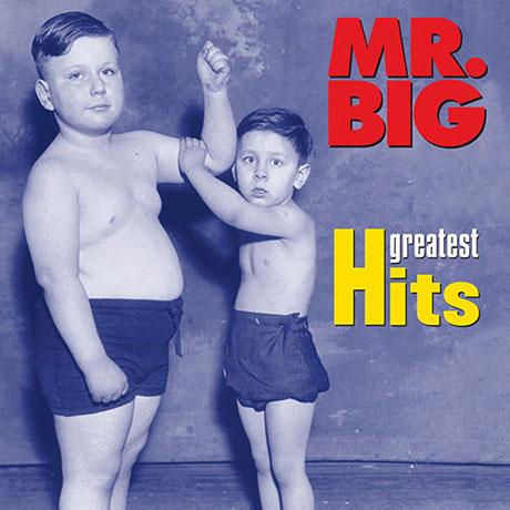 CD MR. BIG - GREATEST HIT