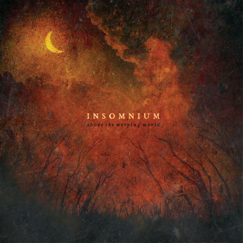 Vinyl INSOMNIUM - ABOVE THE WEEPING WORLD