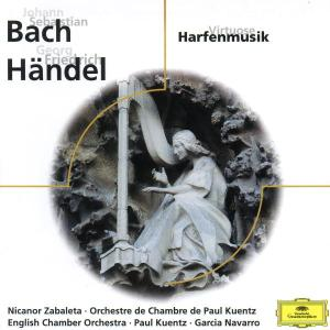 CD BACH, J.S. - HARFENMUSIK