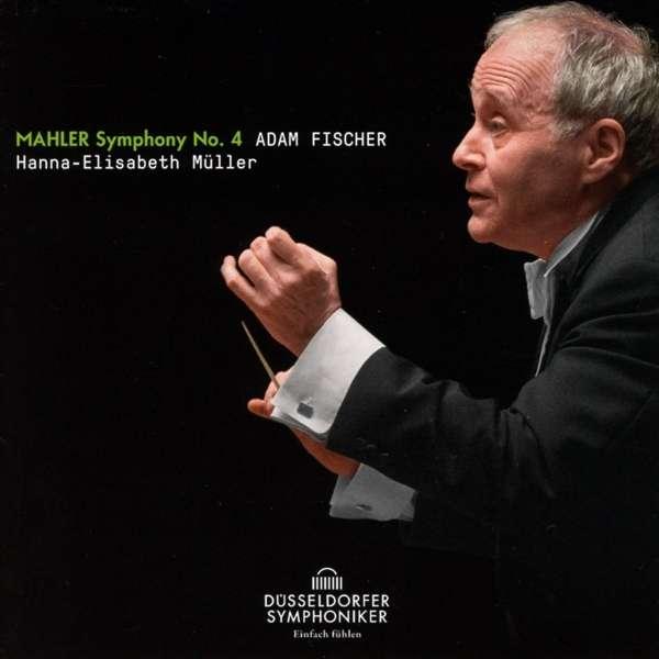 CD MAHLER, G. - SYMPHONY NO.4/LIED VON DER ERDE