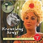 CD V/A - KRONTJONG SONGS 2