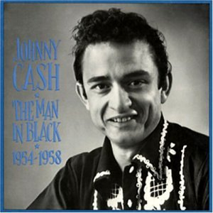 CD CASH, JOHNNY - MAN IN BLACK '54-'58