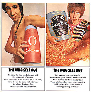 The Who - CD THE WHO SELL OUT