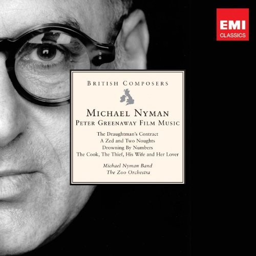 CD NYMAN MICHAEL - FILM MUSIC