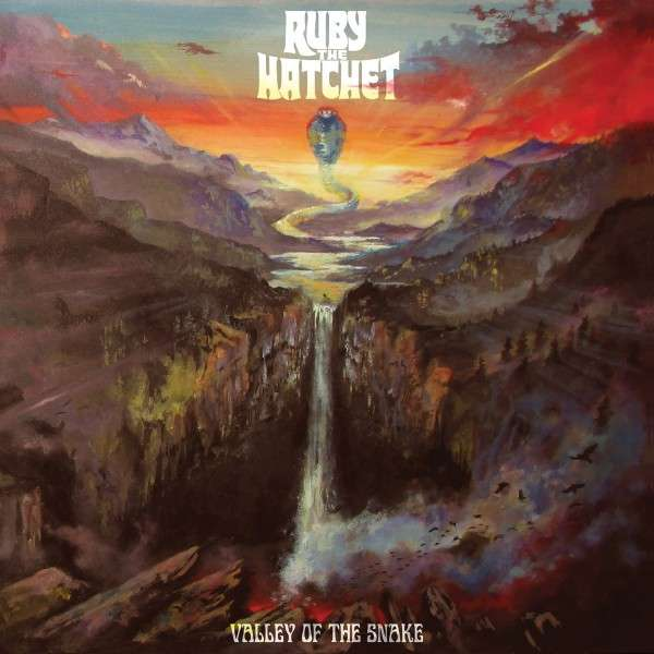 Vinyl RUBY THE HATCHET - VALLEY OF THE SNAKE