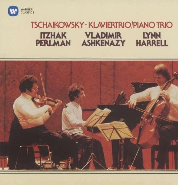 CD PERLMAN, ITZHAK/VLADIMIR ASHKENAZY/LYNN HARRELL - TSHAIKOVSKY: TRIO IN A MINOR, OP. 50