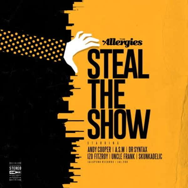 CD ALLERGIES - STEAL THE SHOW