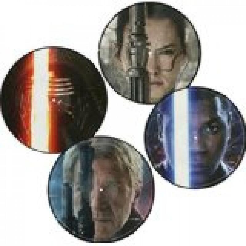 Vinyl WILLIAMS JOHN - Star Wars: The Force Awakens / Síla se probouzí