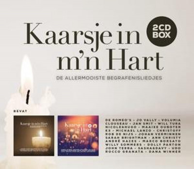 CD V/A - KAARSJE IN M'N HART 1&2