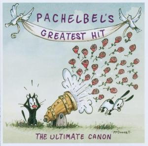 CD PACHELBEL, J. - Pachelbel's Greatest Hit
