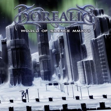 CD BOREALIS - WORLD OF SILENCE MMXVII