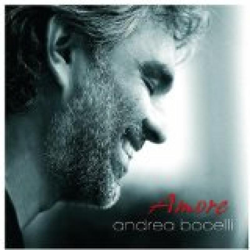 ANDREA BOCELLI - CD AMORE