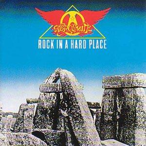 Aerosmith - CD Rock In a Hard Place