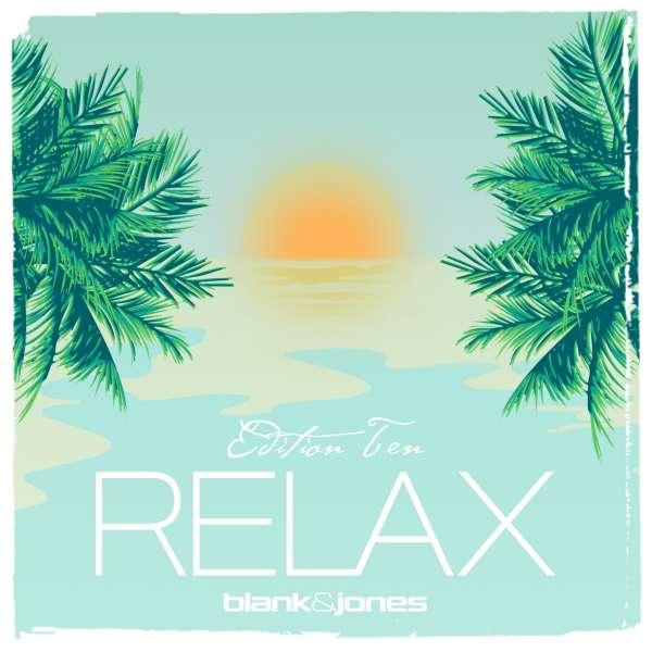 CD BLANK & JONES - RELAX EDITION 10