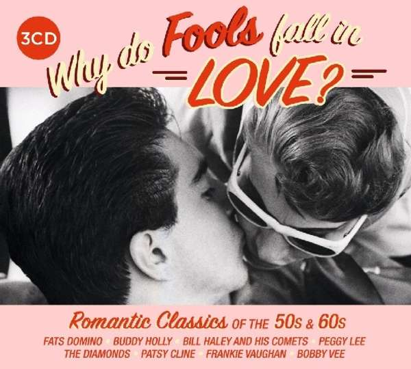 CD V/A - WHY DO FOOLS FALL IN LOVE