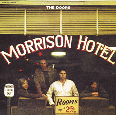 The Doors - CD MORRISON HOTEL(40TH ANNIVERSARY MIX)