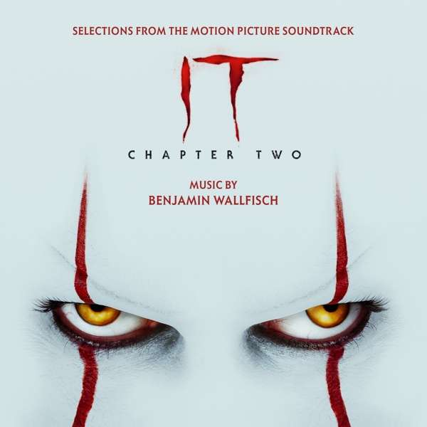 Vinyl OST / WALLFISCH, BENJAMIN - IT CHAPTER TWO (SELECTIONS FROM THE MOTION PICTURE SOUNDTRACK)