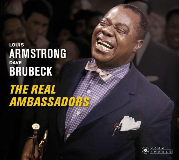 CD ARMSTRONG, LOUIS & DAVE B - REAL AMBASSADORS