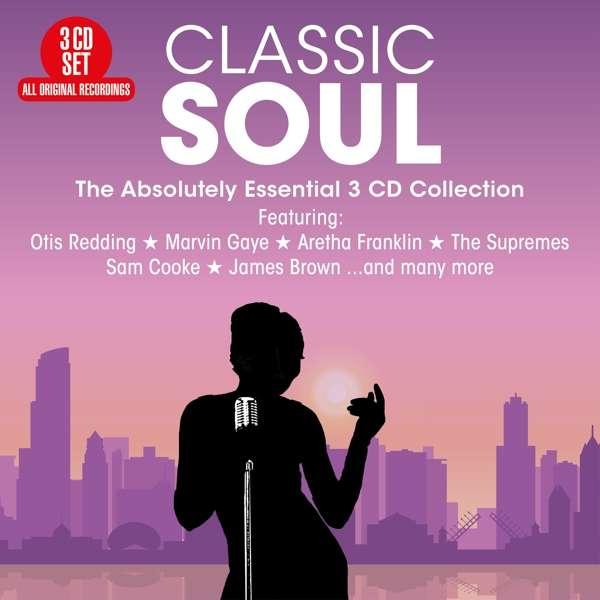 CD V/A - CLASSIC SOUL