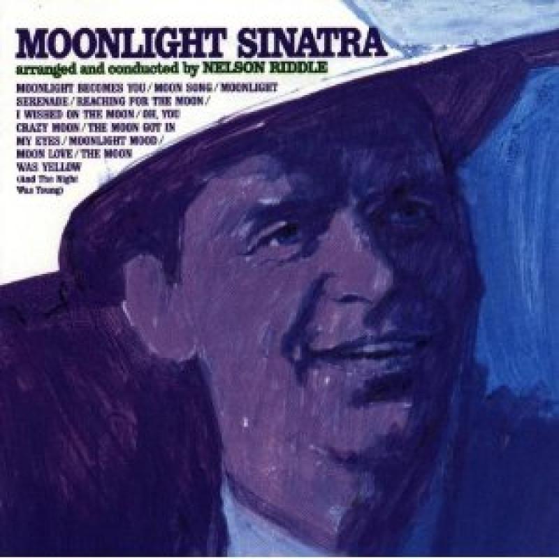 Vinyl SINATRA FRANK - MOONLIGHT SINATRA