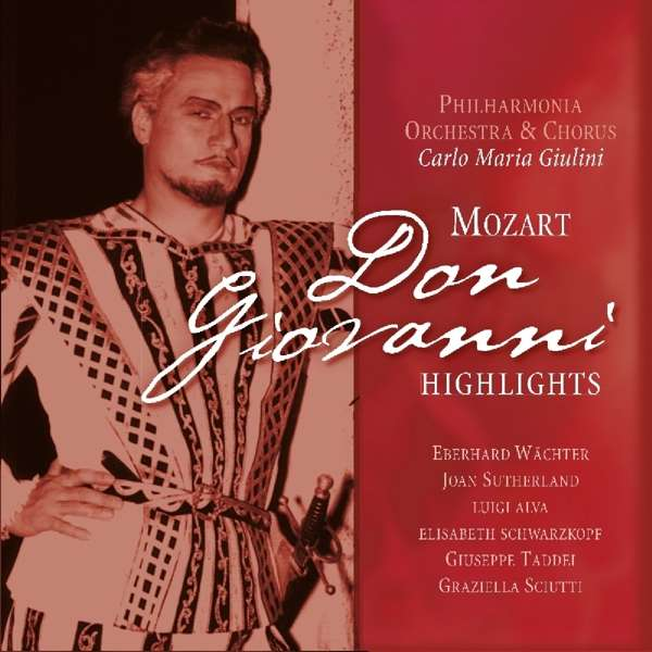 Vinyl MOZART, W.A. - DON GIOVANNI HIGHLIGHTS
