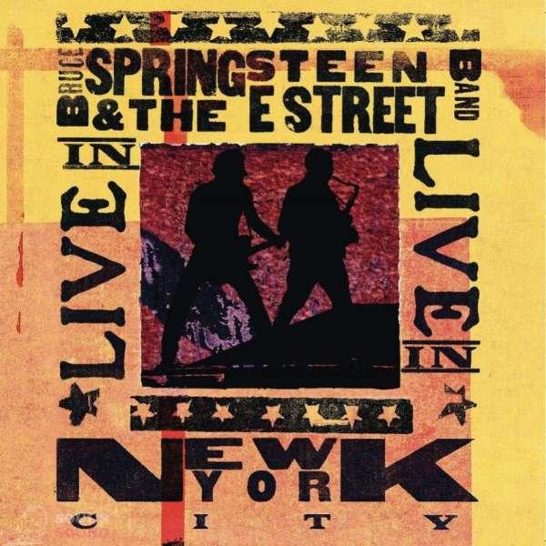 Vinyl SPRINGSTEEN, BRUCE & THE - LIVE IN NEW YORK CITY