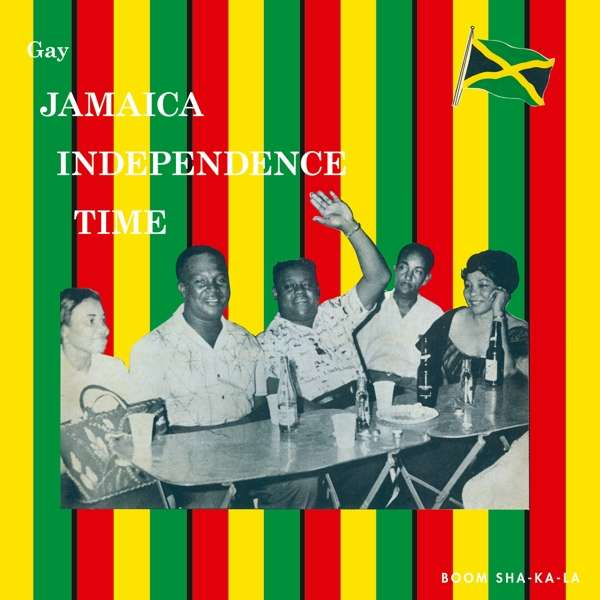 Vinyl V/A - GAY JAMAICA INDEPENDENCE TIME