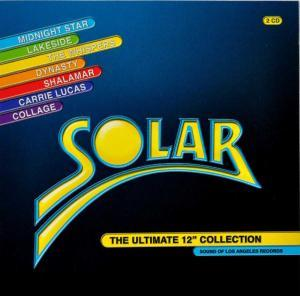 """CD V/A - SOLAR THE ULTIMATE 12"""" COLLECTION"""