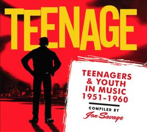 CD V/A - TEENAGERS & YOUTH IN MUSIC 1951-1960