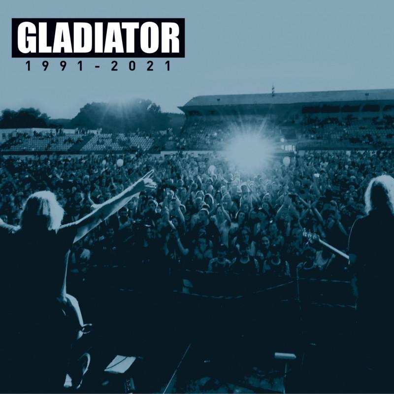 Gladiator - CD BEST OF 1991-2021
