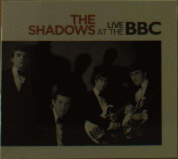 CD SHADOWS, THE - LIVE AT THE BBC