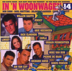 CD V/A - IN 'N WOONWAGEN 14