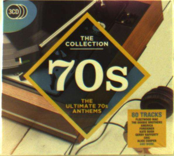 CD VARIOUS ARTISTS - 70S: THE COLLECTION