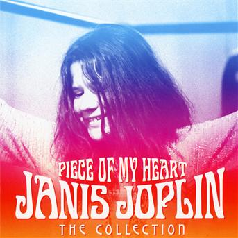 Janis Joplin - CD PIECE OF MY HEART - THE COLLECTION
