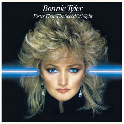 Bonnie Tyler - CD Faster Than the Speed of Night